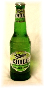 Miller Chill Beer Label